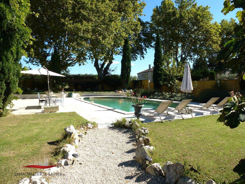 Achat vente mas de village avec piscine saint remy de for Camping saint remy de provence avec piscine